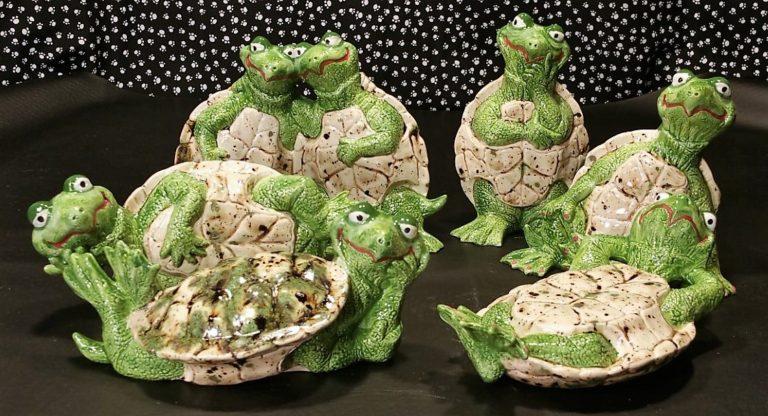 Attitude turtles