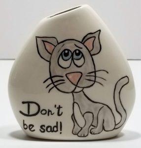 Cat - dont be sad