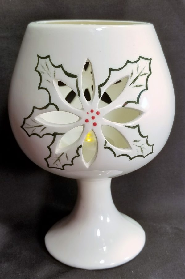 Holly Goblet