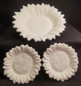 Sunflower Dish - Set